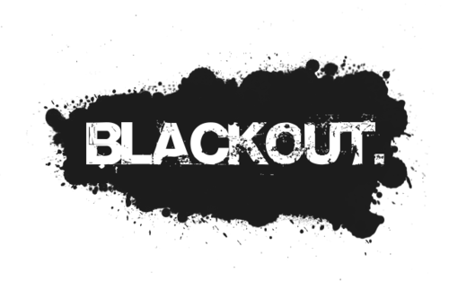 Football Black Out Night