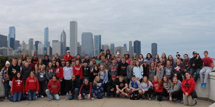 2017 Chicago group