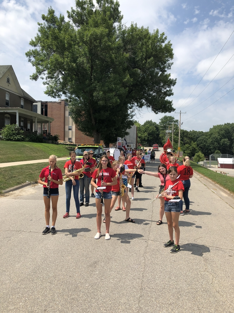 Sweet Corn Days Parade 2019