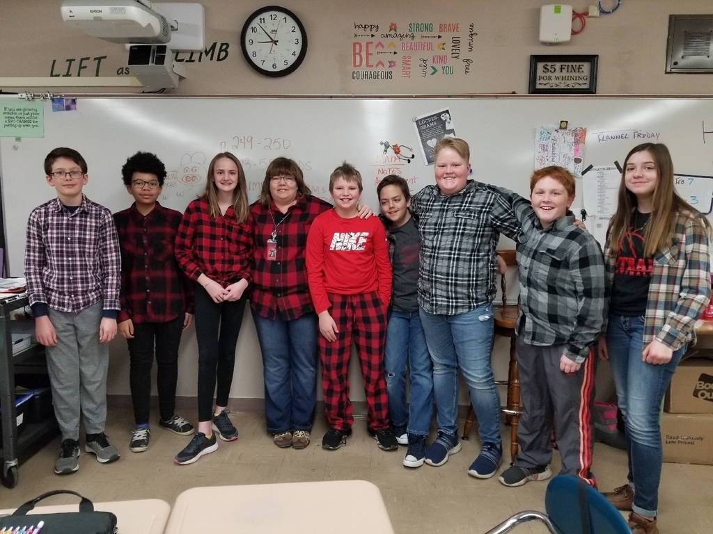 Flannel Friday